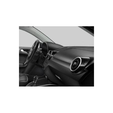 Kit aérateur Noir Brillant Audi A1