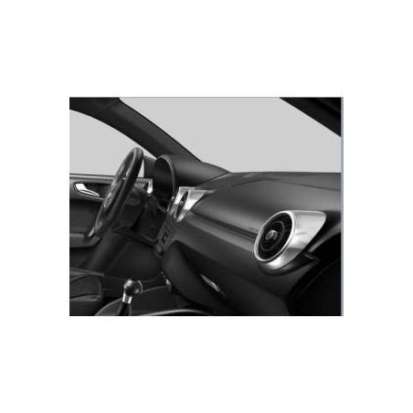 Kit aérateur Aluminium Exclusive Audi A1