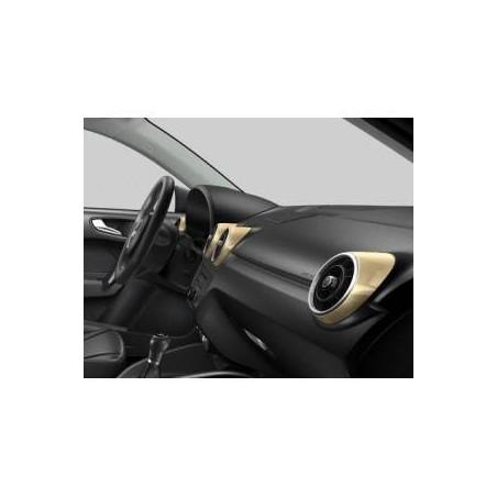 Kit aérateur Beige Velourt Audi A1