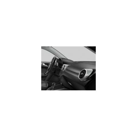 Kit aérateur Gris Titane Audi A1