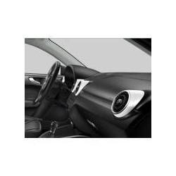 LUTH Premium Profi Parts Cadre de Finition 1 pli Berker 10118989 Blanc Polaire Brillant pour Prises de Courant encastr/ées Interrupteur d/éclairage