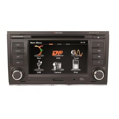Gps / radio ZENEC NC-3141D Spécial A4 et Exeo
