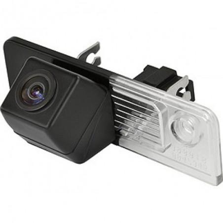 Caméra de recul secrète Skoda