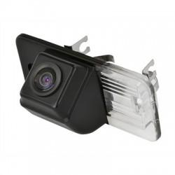 Caméra de recul secrète Audi