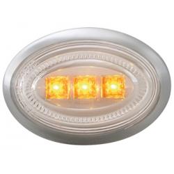 Clignotants LED Mini 06+-chromé