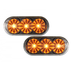 Clignotants LED Vw Seat Ford - Noir