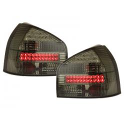 Feux arrière LED Audi A3 8L 09.96-04-Fumé