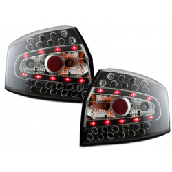 Feux arrière LED Audi A4 8E Lim. 01-04-Noir
