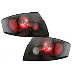 Feux arrière Audi TT (8N3/8N9) 98-05-Noir