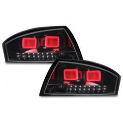 Feux arrière LED Audi TT (8N3/8N9) 98-05-Noir