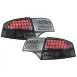 Feux arrière LED Audi A4 B7 Limousine 04-08-Fumé