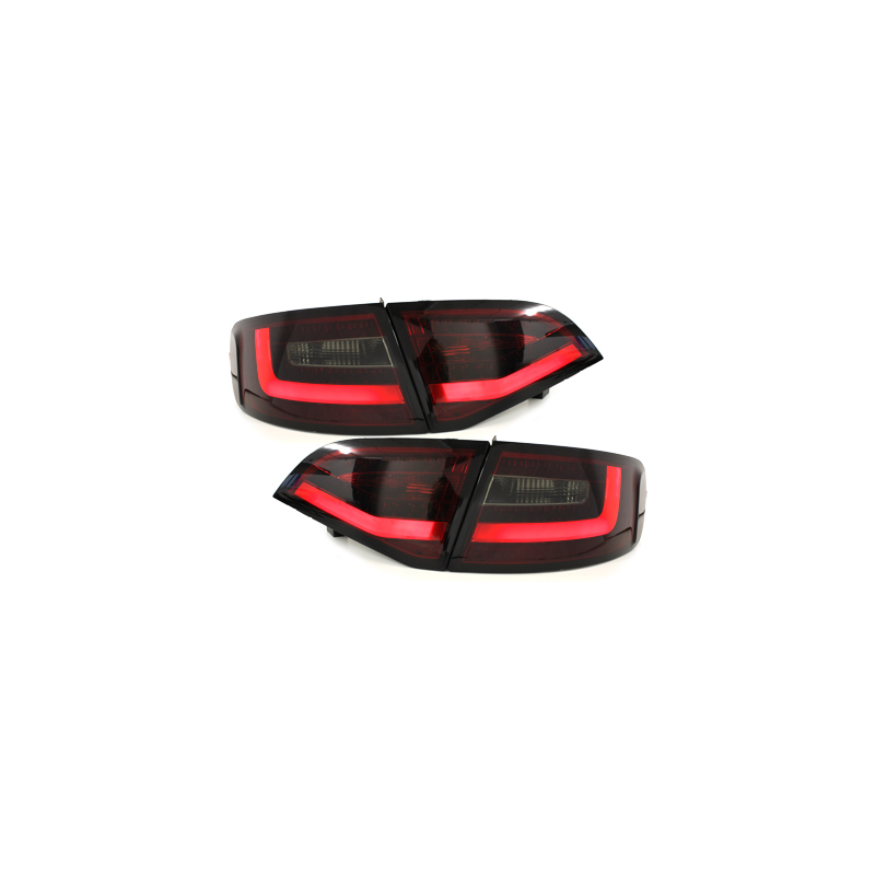 feux arri re litec led audi a4 b8 8k avant rouge fum ra14klrs. Black Bedroom Furniture Sets. Home Design Ideas