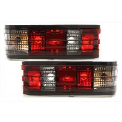 Feux arrière Mercedes Benz W201 82-93-190E-Rouge/Noir