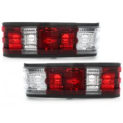 Feux arrière Mercedes Benz W201 82-93-190E-Rouge/Cristal