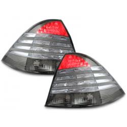 Feux arrière LED Mercedes Benz W220 S-Klasse_98-05_blk/Fumé