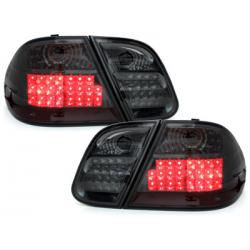 Feux arrière LED Mercedes Benz CLK C208 06.97-02-Fumé