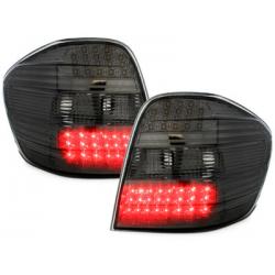 Feux arrière LED Mercedes Benz M-Kl. 05+ W164-Fumé