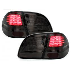 Feux arrière LED Mercedes Benz E W211 T Modell_Fumé