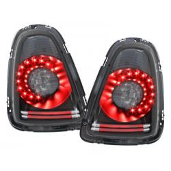 Feux arrière LED Mini Cooper/S R56 06 - 08-Noir