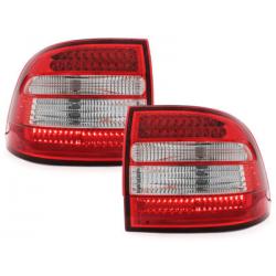Feux arrière LED Porsche Cayenne 03-07_Rouge/Cristal