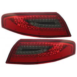 Feux arrière LED Porsche 911/996 97-06_Rouge/Fumé