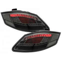 Feux arrière LED Porsche Boxster 987, Cayman_Fumé