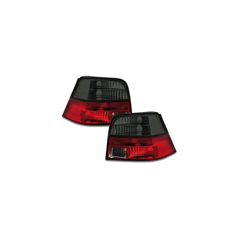 feux arri re vw golf 4 97 04 rouge fum rv02rb. Black Bedroom Furniture Sets. Home Design Ideas