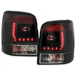 Feux arrière LITEC LED Vw Passat 3B/G 97-05-Noir