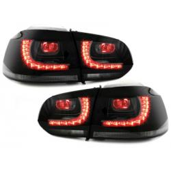 Feux Golf 6 LED noir CAN-BUS Gti R-line