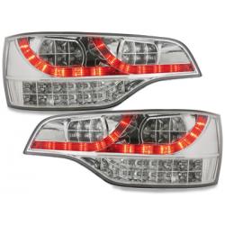Feux arrière LED Audi Q7 05-09 _Cristal