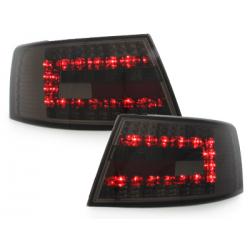 Feux arrière LED Audi A6 4F Limousine 04-08-Fumé