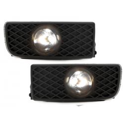 Anti-brouillards BMW E36 avec lentille 92-98 - Noir