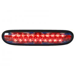 LED Feu de brouillard arrière Mini R56 06+ _chromé/Noir
