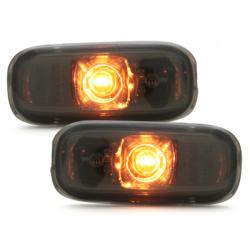 Clignotants Audi A3 01-04/A4 99+/A6 98-01-Fumé