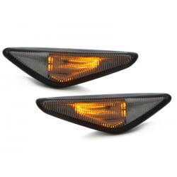 Clignotants LED BMW X3/X5_F25_E70 - Fumé