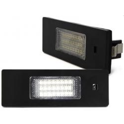 LED plaque d'immatriculation BMW E81, E85, E86, E87, Mini R55