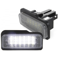 LED plaque d'immatriculation Mercedes W203 T-Modell, W211 T-Modell, W219, R171