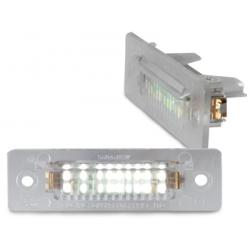 LED plaque d'immatriculation PORSCHE 964,968,986,993,996,996T
