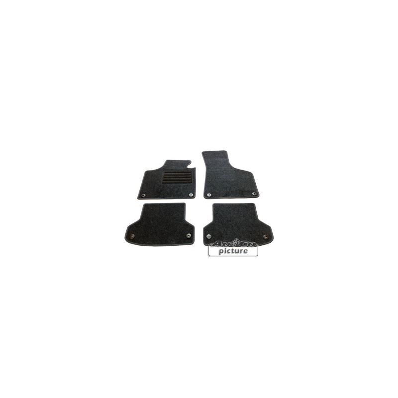 tapis de sol textile audi a3 8p. Black Bedroom Furniture Sets. Home Design Ideas