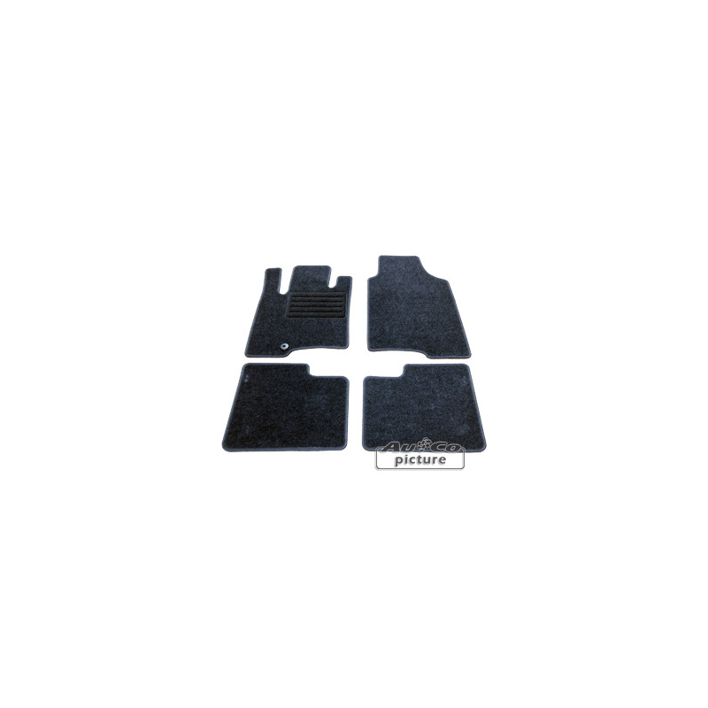 tapis de sol textile fiat panda 312. Black Bedroom Furniture Sets. Home Design Ideas