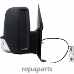Door mirror from AuCo fits VW Crafter right