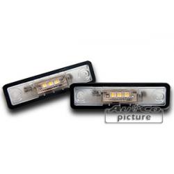 Feu de plaque à LED Opel