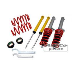 Kit de Combinés Filetés VW Golf 5 / Plus / Variant