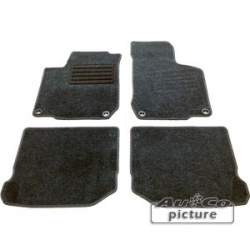 Tapis de sol textile VW Golf IV/Bora/New Beetle