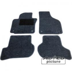 Tapis de sol textile VW Golf VI / Scirocco III