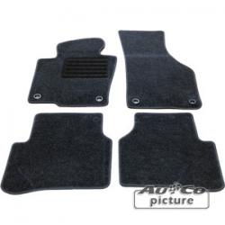 Tapis de sol textile VW Passat B6/B7