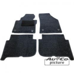 Tapis de sol textile VW Touran