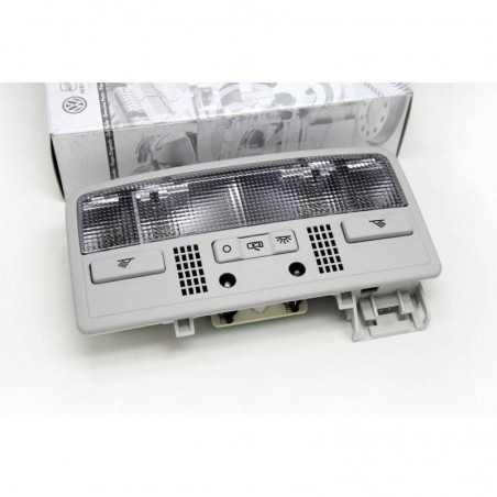 Plafonnier W8 avec Spot Led + Adaptateur -  3B7947105F