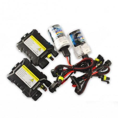 Kit xénon H4-3 35 Watts anti-erreur