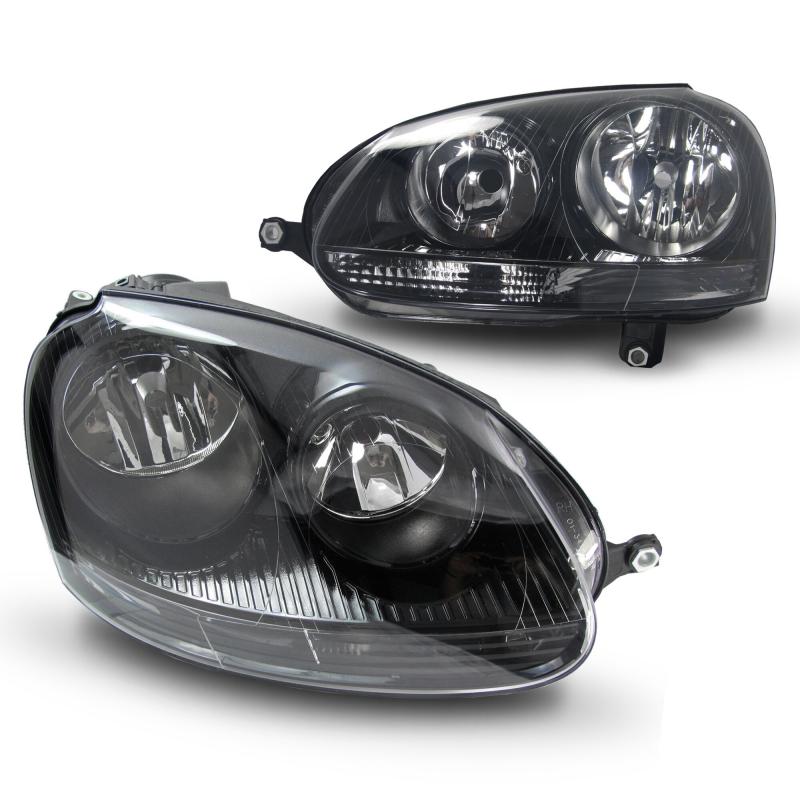 Phare GT Sport édition Noir Golf V